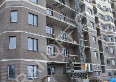 Строительство жилого комплекса Коммунарка (Москва)