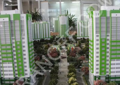 Строительство Комфорт парк в г. Калуга